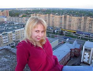 Анжела Богданова