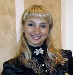 Светлана Душина